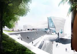 Design Dynamics Costa Mesa Morphosis Reveals Design For New Orange County Museum Of