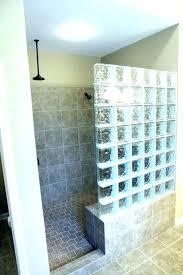 glass shower blocks decoration showers glass shower blocks designs block wall ideas sealing glass block window glass shower blocks