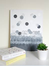 on easy inexpensive diy wall art with simple canvas abstract wall art