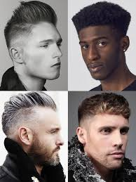 men s hairstyles haircuts for round face shapes