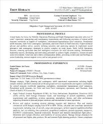 Federal Resume Template Impressive Resumes For Government Jobs Federal Resume Template Free Samples