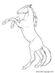 Coloring Pages For Horses Gamingtvorg