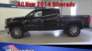 All New 2014 Chevy Silverado Z71 Custom Truck for Sale ...