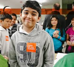 NO KID HUNGRY 2016 SHARE OUR STRENGTH'S ANNUAL REPORT