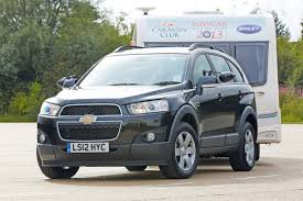 4x4 (weighing over 1,800kg): Chevrolet Captiva | Tow Car of the ...