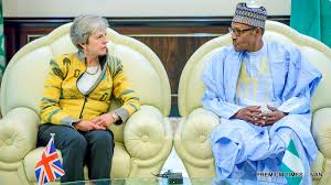 Image result for pictures of Millions Of Nigerians Protest, As UK Betrays Atiku, Endorses Buhari, Despite Massive Rigging