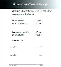 project charter construction writing a project charter template seall co