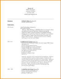 Housekeeper Resume Example Housekeeper Resume Art Resume Examples 8