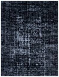 4348 overdyed vintage rug 336x260cm