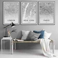 Best <b>Black</b> and <b>White World City</b> Maps posters 2019   Almas ...