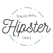 Hipster logo - Transparent PNG & SVG vector
