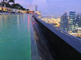 Four Continents and 37000 Miles in Two Weeks Marina Bay Sands