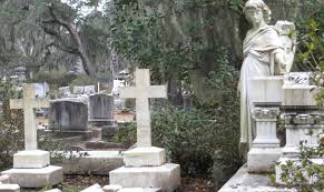 bonaventure cemetery is known for its graceful statuary photo by wesley k h teo for