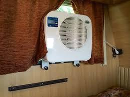 Mobiles Klimagerät Im Wohnwagen Marco Is Running