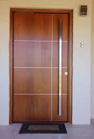 modern front door handles. Ideas Rare Modern Front Door Handle Stunning Natural Brown Single With Nickel Knob Lst House Models Handles