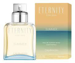 Calvin Klein <b>Eternity For Men Summer</b> 2019: туалетная вода 100мл