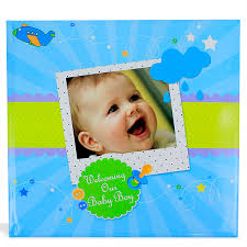 online baby photo book welcoming boy record book at best prices in india archiesonline com