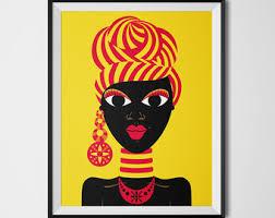 black woman art african woman black girl art african gifts black dolls african american dolls african american wall art african decor on african american wall art prints with african wall decor ethnic wall art ethnic print african woman