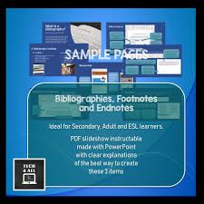 Microsoft Word Bibliographies Footnotes And Endnotes