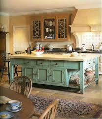 The kitchen is the heart of the home and a large kitchen island should be  the