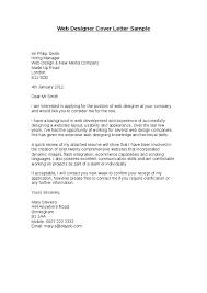 Cover Letter Examples With No Address Viactu Com