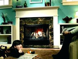cleaning wood stove glass fireplace doors with blower gas cleaner burner bq