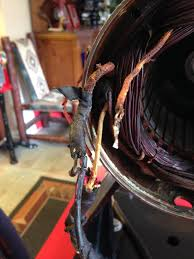 re wiring emerson electric motor and i am lost enclosed are some of the original pictures i took so i could get it back together but they aren t helping as the wires have crumbled quite a bit as i was