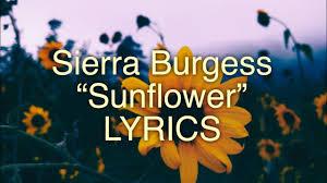 sierra burgess sunflower s sierra burgess is a loser