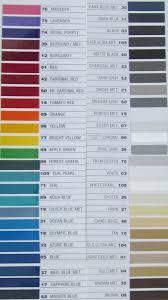 3m Stripe Chart 39 Explicit 3m Striping Tape Chart
