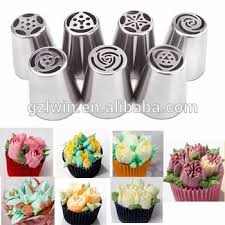 Wholesaler Chinese Supplier Cake Decorating Tools Russian Piping