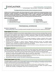 ... Nice Strong Resume 8 Resume Samples ...