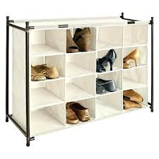 closetmaid 25 cube organizer shoe home storage standard bookcase reviews