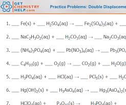 chemistry practice problems balancing chemical equations get chemistry practice problems balancing chemical equations get chemistry help