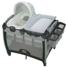 simmons elite gliding bassinet peacock. graco® pack \u0027n play quick connect portable bouncer with bassinet simmons elite gliding peacock