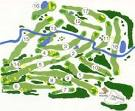Course Layout - Big Run Golf Club
