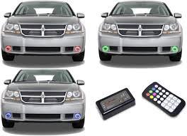 2008 Dodge Avenger Fog Light Bulb Amazon Com Flashtech For Dodge Avenger 08 10 V 3 Fusion