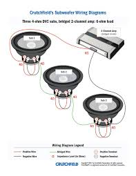 further 1 ohm subwoofer wiring additionally kicker cvr 12 4 best of l7 diagram