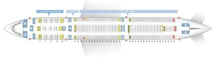 Airbus A330 Seating Chart Thai Airways Air China Fleet Airbus A330 300 Details And Pictures