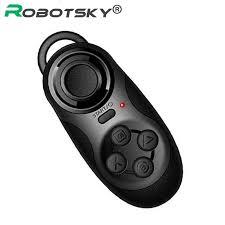 4 in 1 <b>bluetooth remote shutter Wireless Bluetooth</b> Gamepad ...