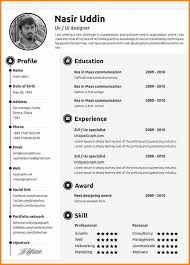 Resume Templates Word 2018 Unique Cv Template Word 48 Goalgoodwinmetalsco