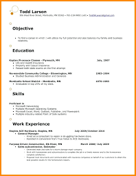 Marketing Resume Template template Marketing Resume Template 90