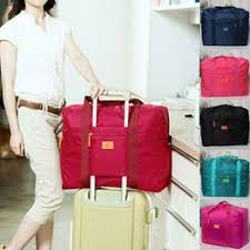 Foldable Waterproof Travel Luggage Bag Sport Duffle Tote ... - Vova