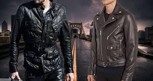 men s br leather jacket