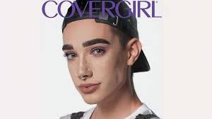 the first male cover model james charles