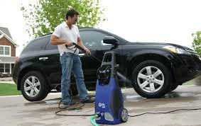 pressure washer electric ar blue clean ar383 1 900 psi 1 5 gpm 14 amp electric pressure washer you