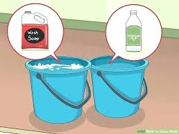 best way to clean walls from smoke clean smoke off walls image titled clean walls step