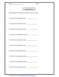 Worksheet Fractions 6th Grade Wosenly Free Math Proportions ...