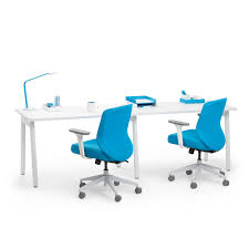 office furniture legs. Series A Single Desk For 2, White, 47\ Office Furniture Legs