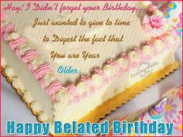 Happy Belated Birthday Wishes Nephew Birthdaycakeformomgq
