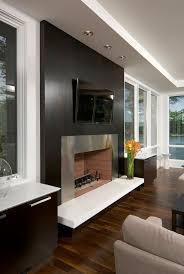 modern living room with regency fireplace s verona metallic surround ikea tyda handle stainless steel